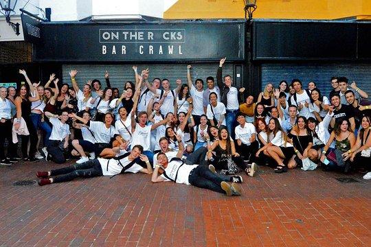gay pub crawl barcelona
