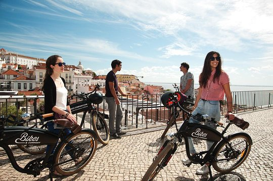 Tripadvisor Lisbon Hills Electric Bike Tour Lisbon