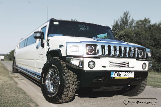 1 Hour Ride In Hummer Limousine