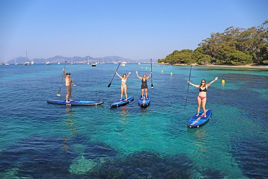 Los Angeles 50% korting groothandel verkoop Sea excursion at the half day (4 hours) with activities Stand Up Paddle on  board