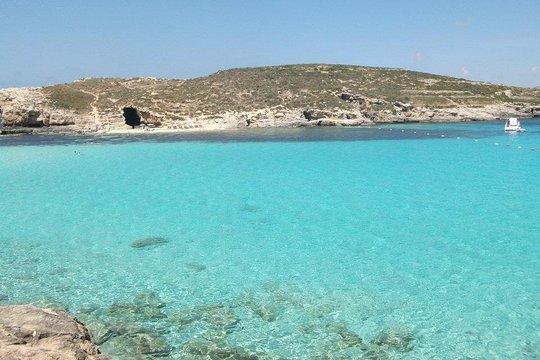 Private Boat Charter Gozo Comino Malta Blue Lagoon T1