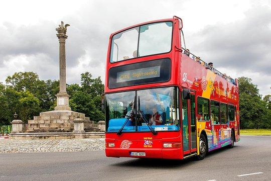 Dublin Shore Excursion: City Sightseeing Hop-On Hop-Off Bus Tour