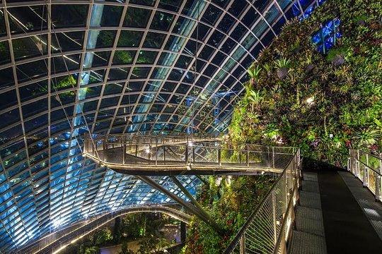 Resultado de imagem para flower dome cloud forest singapore