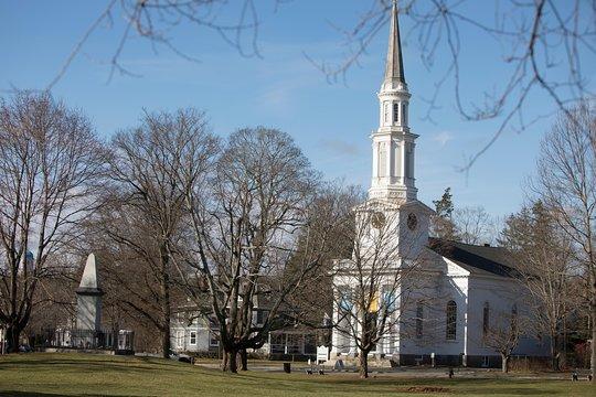 American History Bus Tour: Boston to Cambridge, Concord, and Lexington