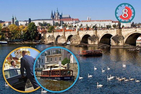 Tripadvisor Heldags Privat Prag Byture Prags Borg Og Vltava