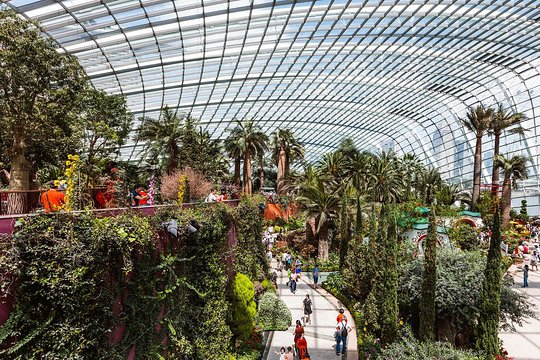 Garden by the Bay with two domes (Shared transfer)