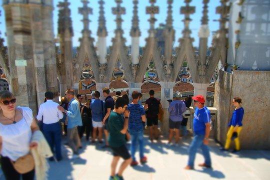 Tour Privato Del Duomo E Delle Terrazze Di Milano Prezzo Di Gruppo Incl Biglietto Salta Fila
