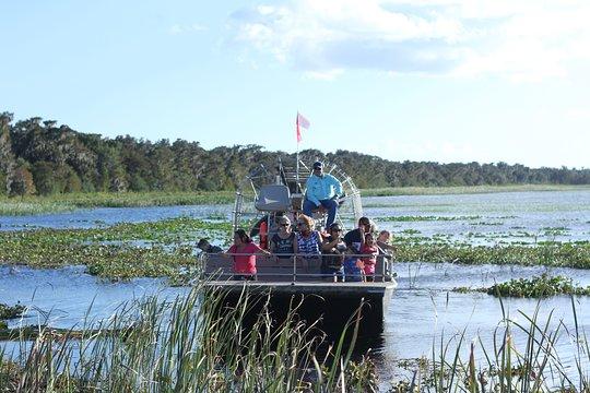 Florida Airboat Adventure