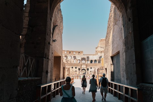 buy online 35bb1 6b81c Tour All in One: Belvedere, Underground Colosseo, Città Antica