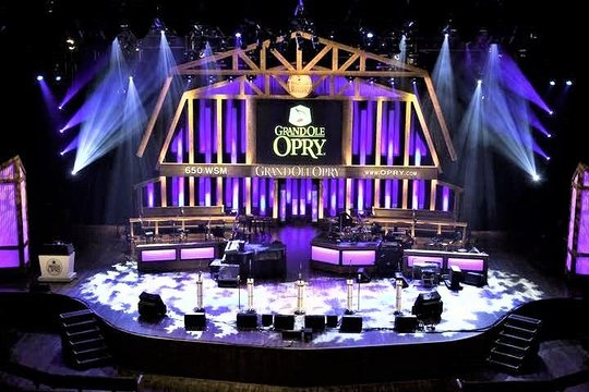 Grand Ole Opry Tickets >> Grand Ole Opry Show Admission With Shuttle Transportation