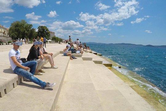 Virtual Reality Of Zadars History Walking Tour