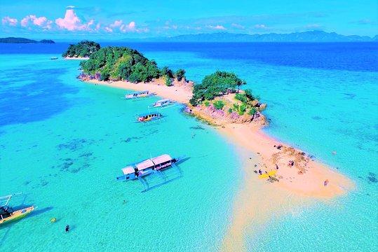 Beach Escapade Tour In Coron Palawan Joiners
