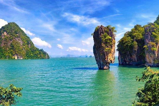 Jame Bond Khai Islands Tour By Speed Boat