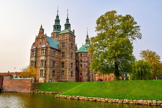 Image result for rosenborg castle copenhagen