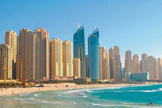 koppla upp platser i Dubai