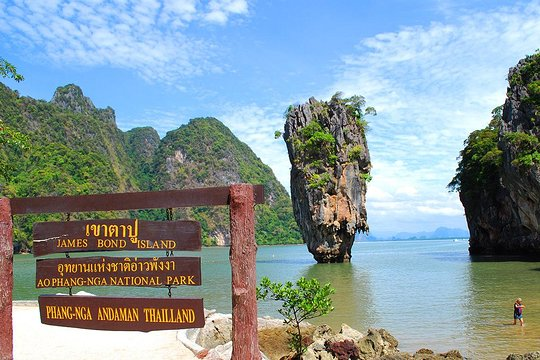 Phang Nga Bay James Bond Island Tour With Lunch By Long Tail Boat Join Tour