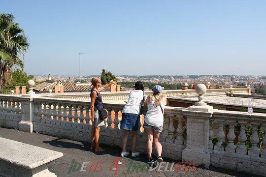 Gianicolo To Trastevere Experience