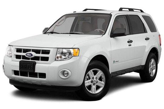 Ford Passenger Van >> Ford Escape 5 Passenger Van