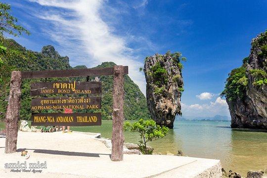James Bond Krabi And Phi Phi Island 2 Days 1 Night 4 Pearls Of Andaman