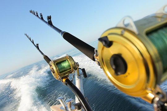 Image result for Sports Fishing Equipment