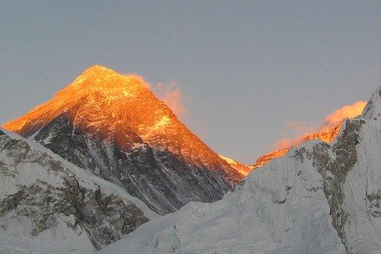 Everest Base Camp Trek von Kangshung Face | Die Nordwand