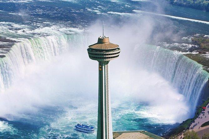Skylon Tower Observation Deck Admission