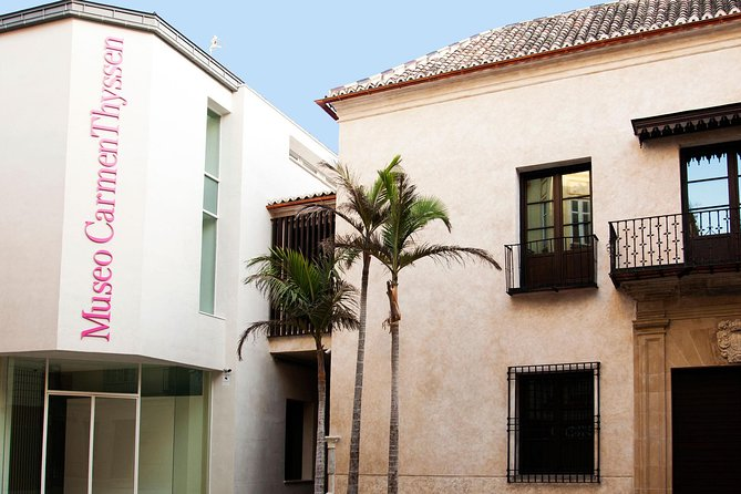 Museo Carmen Thyssen de Malaga Entrance Ticket
