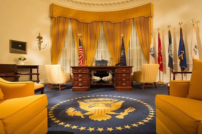 Admission to Richard Nixon Presidential Library and Museum Ticket