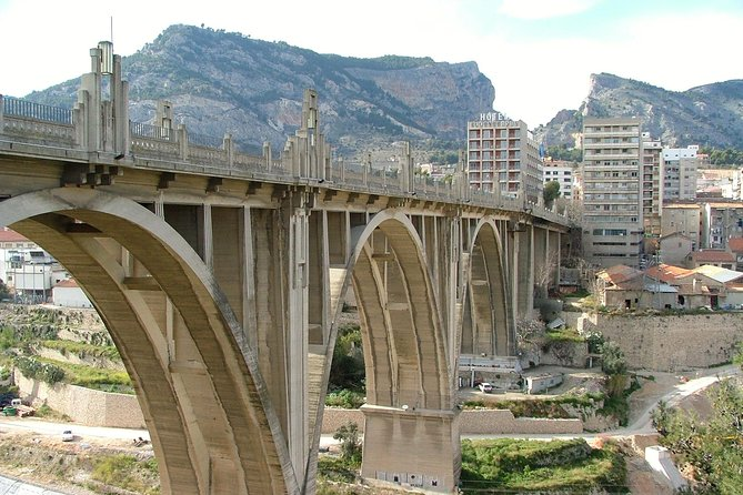 Alcoy Walking Tour on the Modernist Route