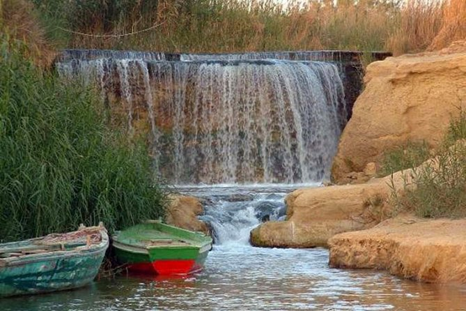 Full-Day Fayoum Oasis and Waterfalls of Wadi El-Rayan Tour from Cairo