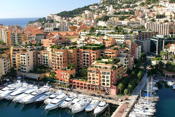 Eze & Monaco-Monte Carlo Small Group Half-Day Trip from Nice