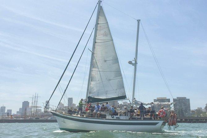 1.5-hour San Francisco Bay Sailing Tour