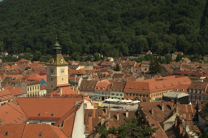 Full-Day Private Tour of Brasov City and Peles Castle from Bucharest