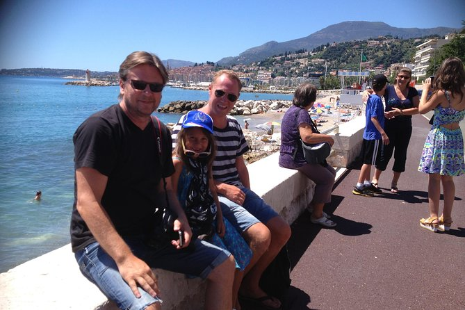Private Full-Day Tour to Menton, Monaco, and Italy from Nice