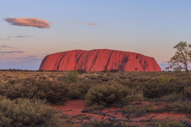 3-Day Uluru Camping Tour from Alice Springs Including Kata Tjuta and Kings Canyon