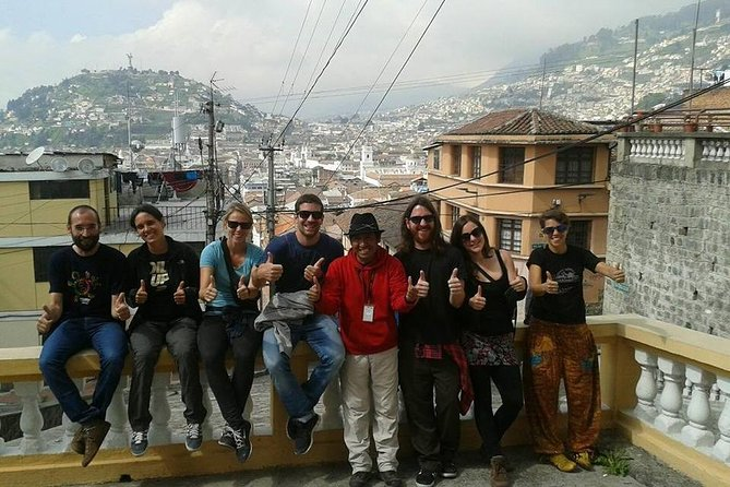 Quito Old Town Private Walking Tour