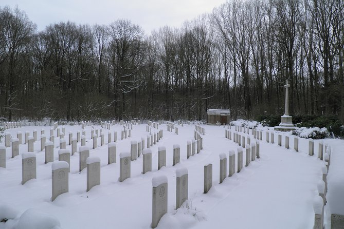 Private New Zealand Battlefield Tour in Flanders from Bruges