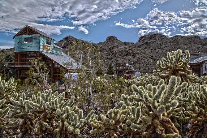 Eldorado Canyon Ghost Town and Mine Private Limo-Bus Tour
