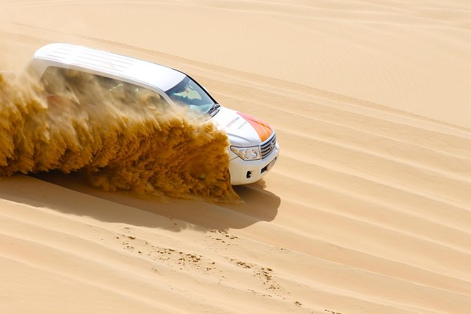 Half-Day Desert Safari from Abu Dhabi