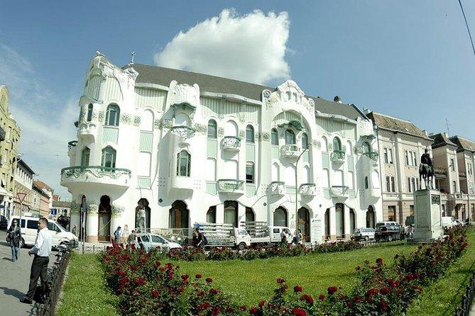 Budapest Art Nouveau Walking Tour with Historian Guide