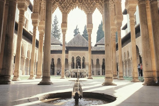 Gold Doubloon: Alhambra Palace and Albaicin Private Tour