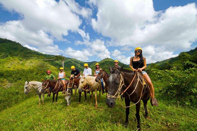 Horseback River Tour in Jaco