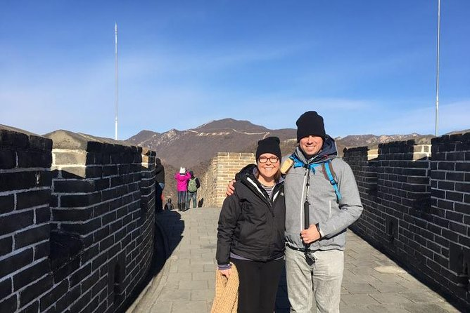 Private Round-Trip transfer: Beijing hotels to Mutianyu Great Wall