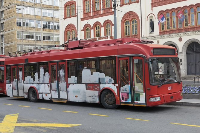 BELGRADE BUS AND WALKING TOUR, Experience daily life