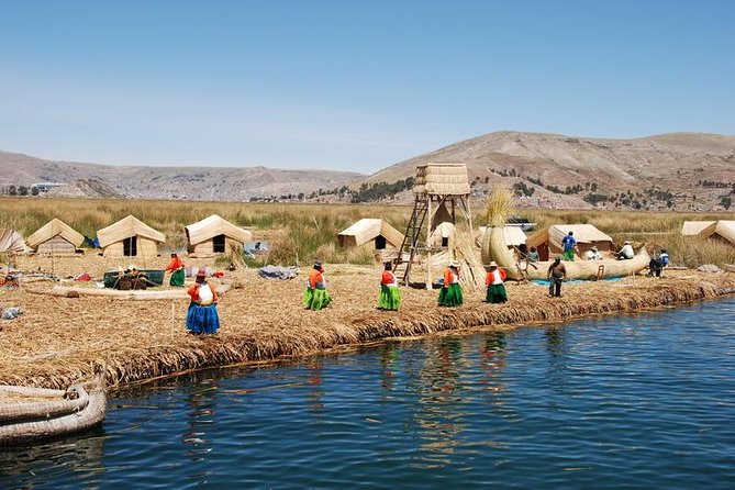 Lake Titicaca Day Tour from Puno