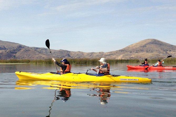 2-Day Amantani Homestay Including Kayak Experience