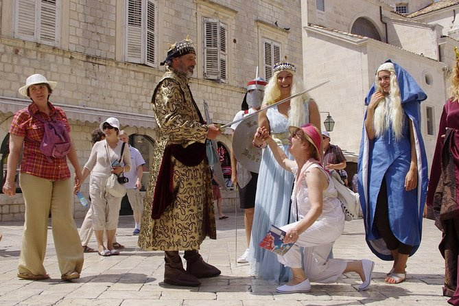 Unique Game of Thrones Cruise and Dubrovnik Walking Tour