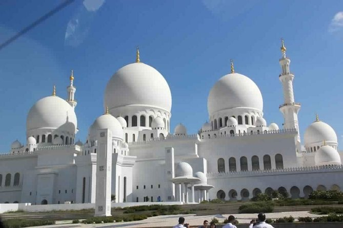 Abu Dhabi City Tour Full Day - Louver Museum & Grand Mosque & Heritage Village