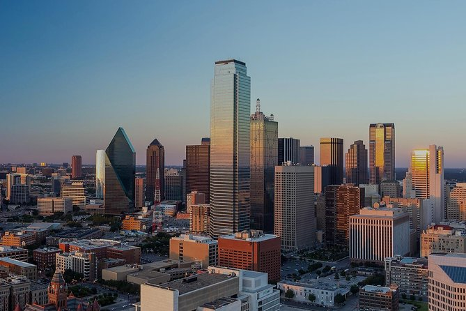 Sightseeing Tour of Dallas