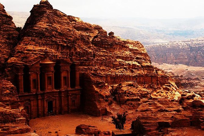 Petra and Wadi Rum one day Tour from Aqaba Port